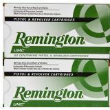 100 Rounds Of Remington UMC .38 Speical Ammo