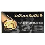 50 Rounds Sellier & Bellot 7.62x25 Tokarev Ammo