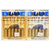 12 Rounds Of Glaser Blue Safety Slugs .44 Magnum