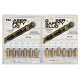 12 Rounds Of Glaser Safety Slug .380 Auto Ammo
