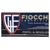 Fiocchi Shooting Dynamics 380 ACP Ammunition