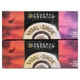 40 Rounds Federal Premium .300 WSM Vital-Shok