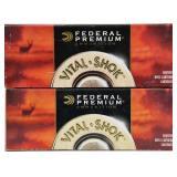 40 Rounds Federal Premium Vital-Shok .270 WSM Ammo