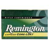 20 Rounds Remington Express .35 Whelen Ammunition