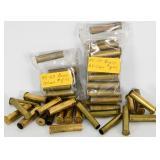 57 Brass Casings of .45-70 & .45-60 & 40-65 &