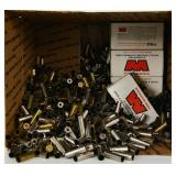 15.5 Lbs Of .38 & .357 Reloading Brass Casings