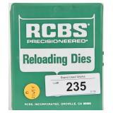 RCBS Reloading Dies F L DIE SET .30/30 WCF