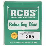 RCBS 3 Die set .38 SPEC RN
