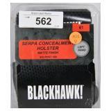 Black Hawk Serpa Concealment Left Handed Holster