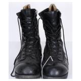 US Military Altama Black Boots sz 10W