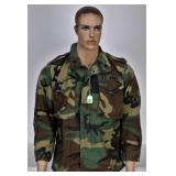 US Military BDU set of 2 Cold Weather Field Coats