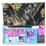 Polar Heat Heated Hunting Seat Mossy Oak/Camo