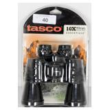 Tasco 10X 50mm Essentials Zip Focus Binoculars