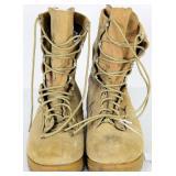 Belleville Tan Military Combat Boots sz 11.5 W