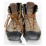 Kayland Event Vibram Mens Hiking Boots Brown