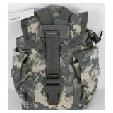 US Military Canteen and Pouch ACU print NEW