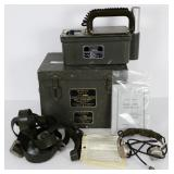 AN/PDR-27A  Authentic US Military Radiac Set