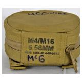 US Military issued M14/M16 5.56mm Cleaning Kit