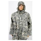 US Military Parka, Improved Rainsuit Sz Lg NWT