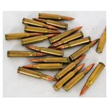20 rds of .308 Ammo HS is LC 68
