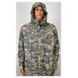 US Military gen II Wet Weather Jacket ACU Large