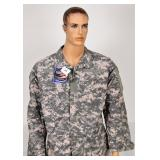 USA Flame Resistant Army Combat Uniform Jacket M-R