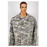 US Military Army Combat Uniform Jacket Size L-L
