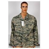 Airman Battle Uniform Coat 42L Authentic New