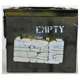 US Military Issued Ammo Can