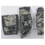 USGI Military ACU Molle II Utility Pouches 3 sizes