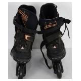 K2 EXO Inline Skates Mens size 8 roller blades
