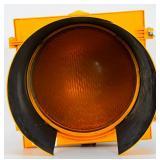 Safetran Lexalite Traffic Light w/lens cover