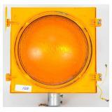 Safetran Lexalite Traffic Light  no lens cover