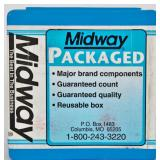 Midway Packaged 500 Remington 30 carb 110 sp bulle