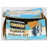 Timbren Rubber Spring Kit Load Booster Type 530