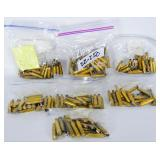22-250 Brass Casings - over 4 pounds