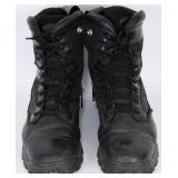 "ROCKY Mens 8"" Alpha Force Black Boots sz 12M"