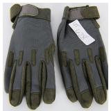 CCP Industries Work Gloves Leather sz LG