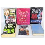Lot of misc Books, great readers Proven in Battle