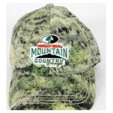 Mossy Oak Mountain Country Range Ball cap sz OSFM