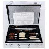 Universal Firearm Cleaning Kit with Case