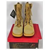 Rothco GI Wave Sole Desert Tan Boot sz 8R