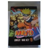 Naruto Uncut Box set DVD