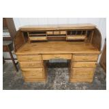 "Roll Top Desk 60"" x 44"""