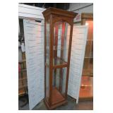 Lighted Display Cabinet Very Good Condition