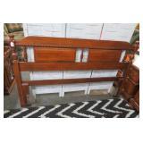 Full to Queen Head Board Foot Board & Frame