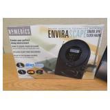 Homedics Envira Sleep Sound Machine/ Radio