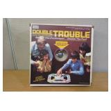 Vintage Double Trouble Board Game