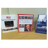 NYPD  Photographs of 9-11 Presidential  Books VGC