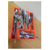 Lot of Mixed Vintage Silverware